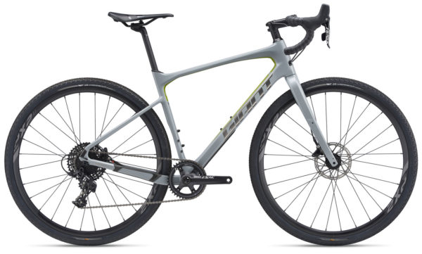 Giant Revolt Advanced 1 (2019)